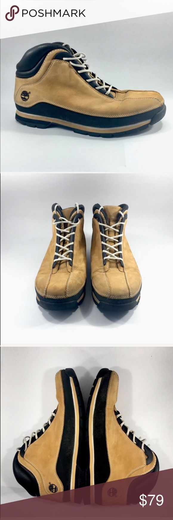 """Timberland 6"""" Premium Boots ♦️ Timberland 6"""" Premium Boots ♦️Pre-owned/great condition  ♦️Men's size 11 ♦️No trades  ♦️100% authentic  ♦️Pricing will not be discussed in the comments. If interested please use the offer button. Timberland Shoes Boots"""