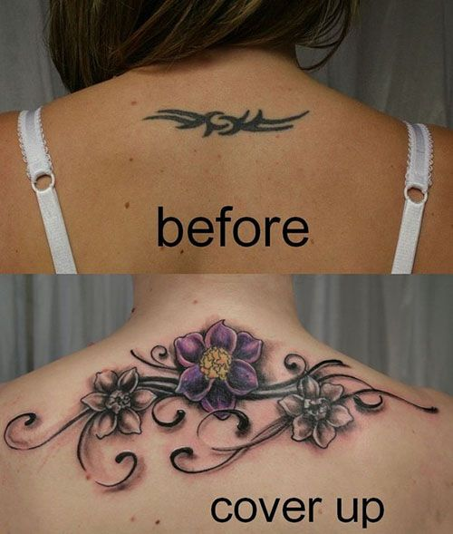 Awesome Cover-up Tattoos | Little White LionLittle White Lion