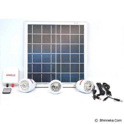 Lampu Tenaga Surya, Solar Cell, Lamp Bulb 3pcs, Remote Lamp murah dengan spesifikasi sesuai kebutuhan Anda. Gratis ongkos kirim dan bisa dicicil dengan bunga cicilan 0%