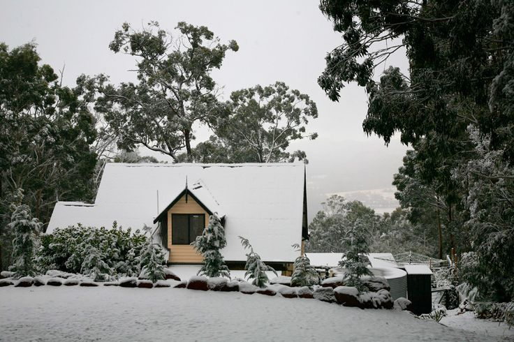 Winter often brings snow - Christmas in July, anyone?