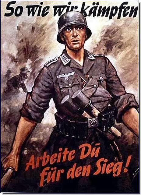 Werhmacht World War ll Propaganda