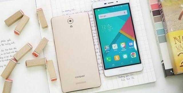 Coolpad Sky 3, Ponsel 4G LTE dengan Desain Elegan