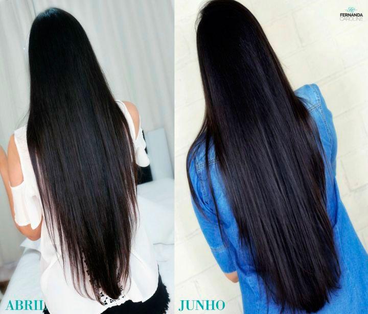 CRONOGRAMA CAPILAR PARA O CRESCIMENTO - Ideal para quem quer ter o cabelo longo o mais rápido possível! Cortou o seu cabelo curto demais e está odiando?