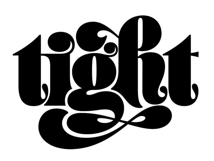 Tight by Jessica Hische
