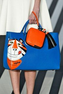 [BAG: Love this bag from the Anya Hindmarch collection. It's Grrrrrrrreat!!]