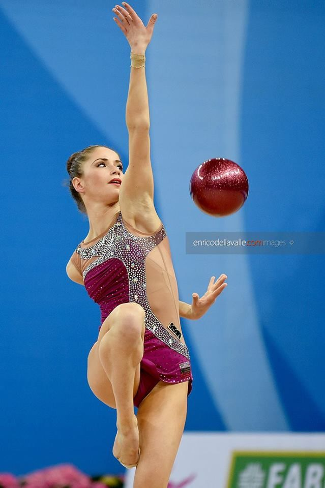 Neviana Vladinova (Bulgaria), World Cup (Pesaro) 2016