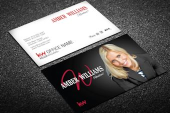 16 best new keller williams business card templates images on keller williams business card templates free shipping online designs business team flashek Gallery