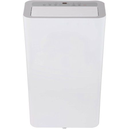 Midea 12,000BTU Super Quiet Portable Air Conditioner, White