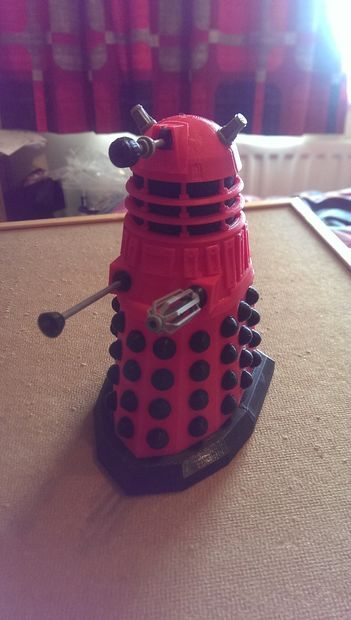 Picture of Build a 3D printed Dalek!