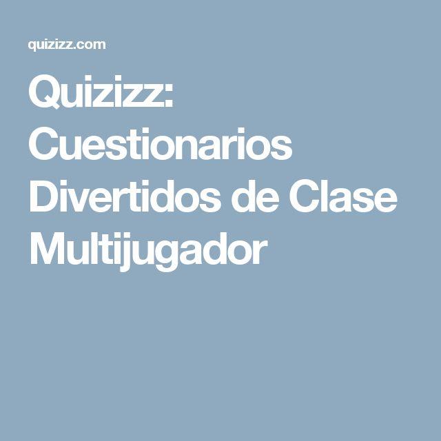 Quizizz: Cuestionarios Divertidos de Clase Multijugador