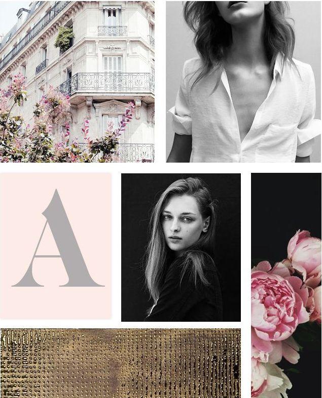 Moodboard - Passion Project—Fragrance Branding + Concept - Studio Meroe