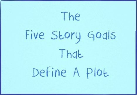 The Five Story Goals That Define A Plot - Writers Write