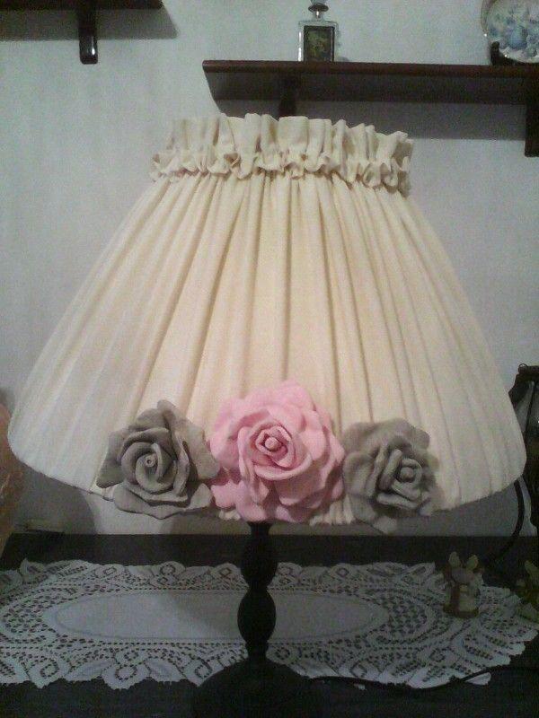 Paralume rose <3 Lore Cucito Creativo