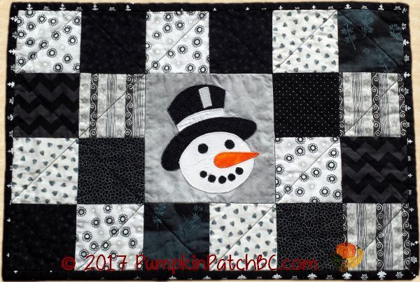 Frosty Times Placemats PPP037-EIN