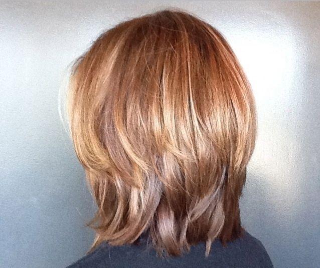 shoulder lenght hair styles
