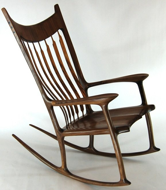 ... rocking chairs on Pinterest  Eames rocker, Furniture and Front