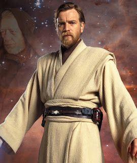 Obi-Wan Kenobi (Ben): Obi-Wan Kenobi is een Jedi, een strijder in dienst van de Oude Republiek.