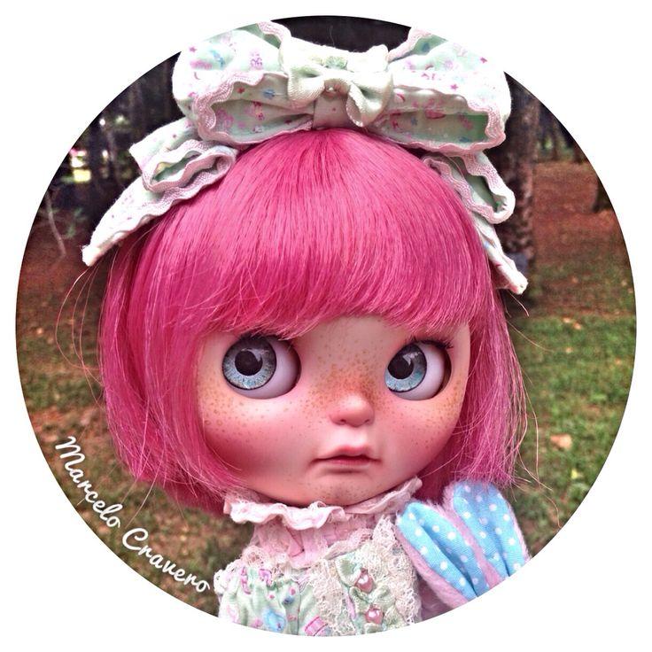 Primadolly London Custom Marlon DK Doll's Kingdom