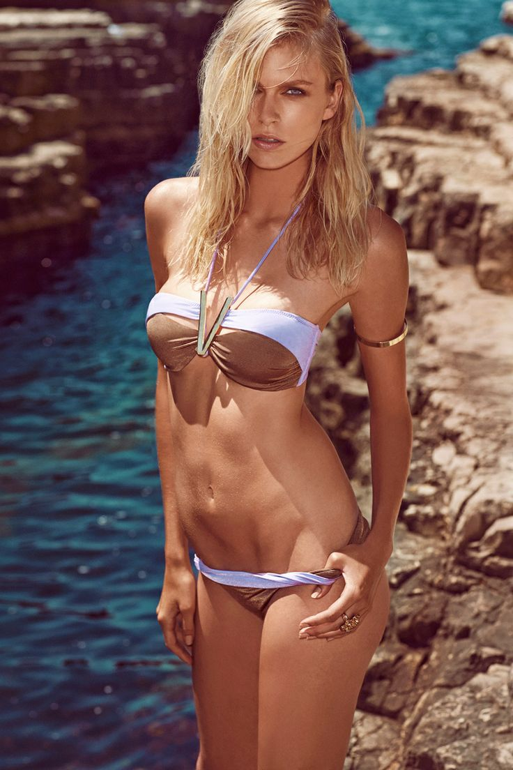 Moeva Violetta Bikini S/S 2014 www.moeva.com | Bikinis ...