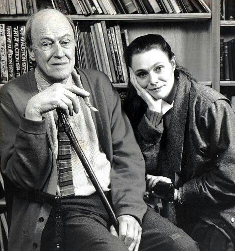 Roald Dahl e Patricia Neal