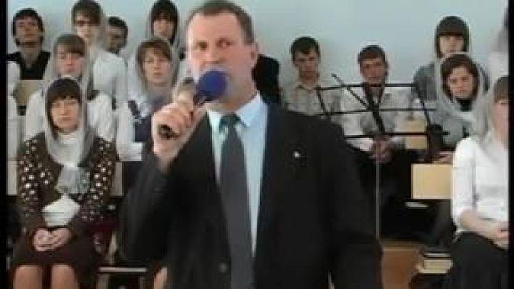 Подполковник спецназа, Евгений Арсюков, свидетельствует о своей жизни, службе в «горячих» точках, о покаянии и спасении, о том, как Господь изменил