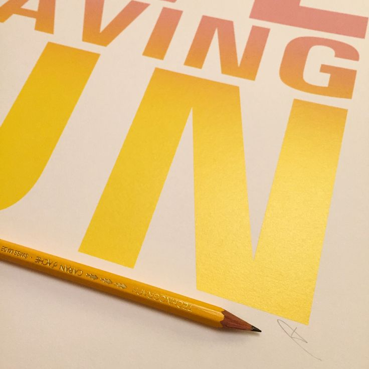 Sharpened pencils at the ready for a bit of editioning  #limitededition #screenprint
