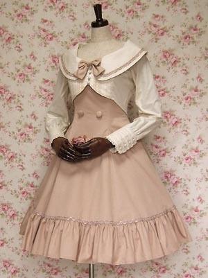 Sailor Dress by De Magdalene, via Flickr