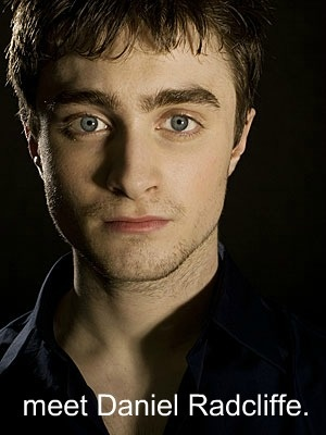 meet daniel radcliffe contest