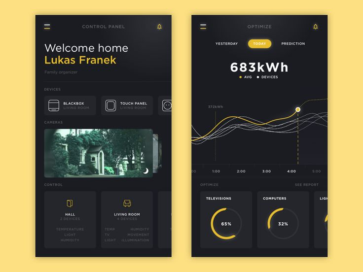 Truly Smart Home - meet homeOne by Michal Soukup