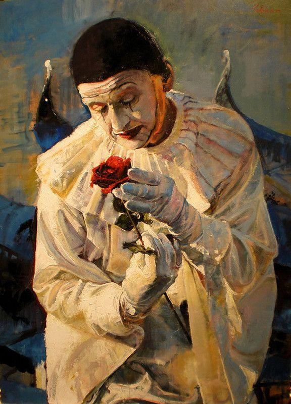 Marco Ortolan - Venice Clown