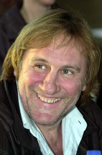 Gerard Depardieu Nase