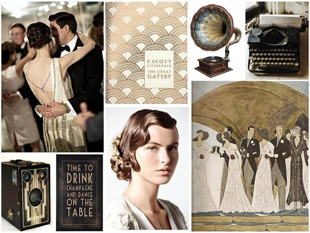 The 1920s are roaring back into style with the release of The Great Gatsby. Here at IJL Towers we're in awe of In Baz Lurhmann's newest release. We adore the way the he's managed to encapsulate the glitz, glamour, and rebellion of the Roaring Twenties,...