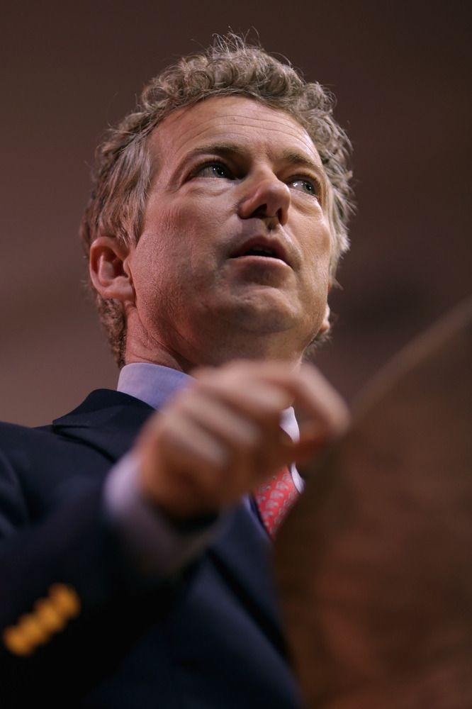 Rand Paul, Mike Huckabee To Appear In Anti-Gay Documentary   ---  Huckabee firm stance, Paul double-minded on the fence