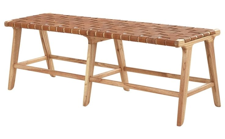 Flanders Bench - Transitional Benches - Dering Hall