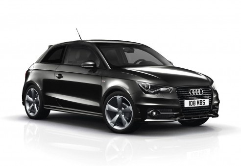 Audi A1 Black Edition...3weeks and counting shhhhhh! ;)