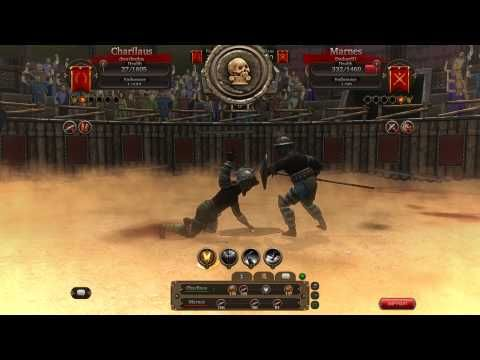 Gladiators Online [2015] RAW Death Before Dishonor 1 - Gladiators Online [Death Before Dishonor] is a Free to play Combat management MMO blood sport Game that makes players the owner of a gladiator team in ancient Rome