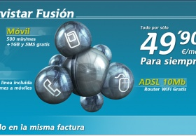 Movistar Fusión   http://www.desdemired.es/movistar-fusion/
