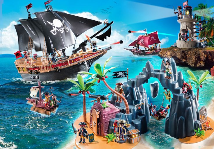 PLAYMOBIL Piraten Neuheit 2015