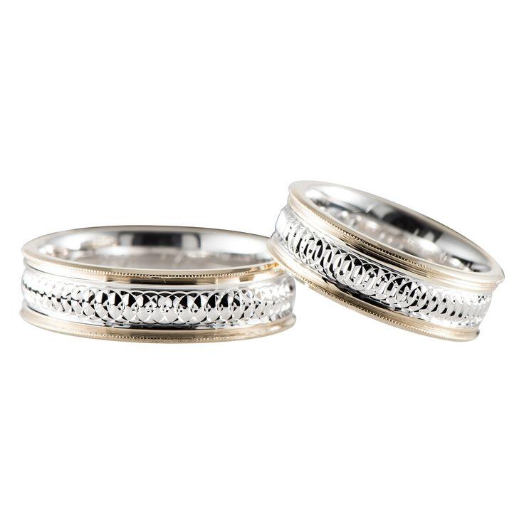 Wedding rings Infinite circle