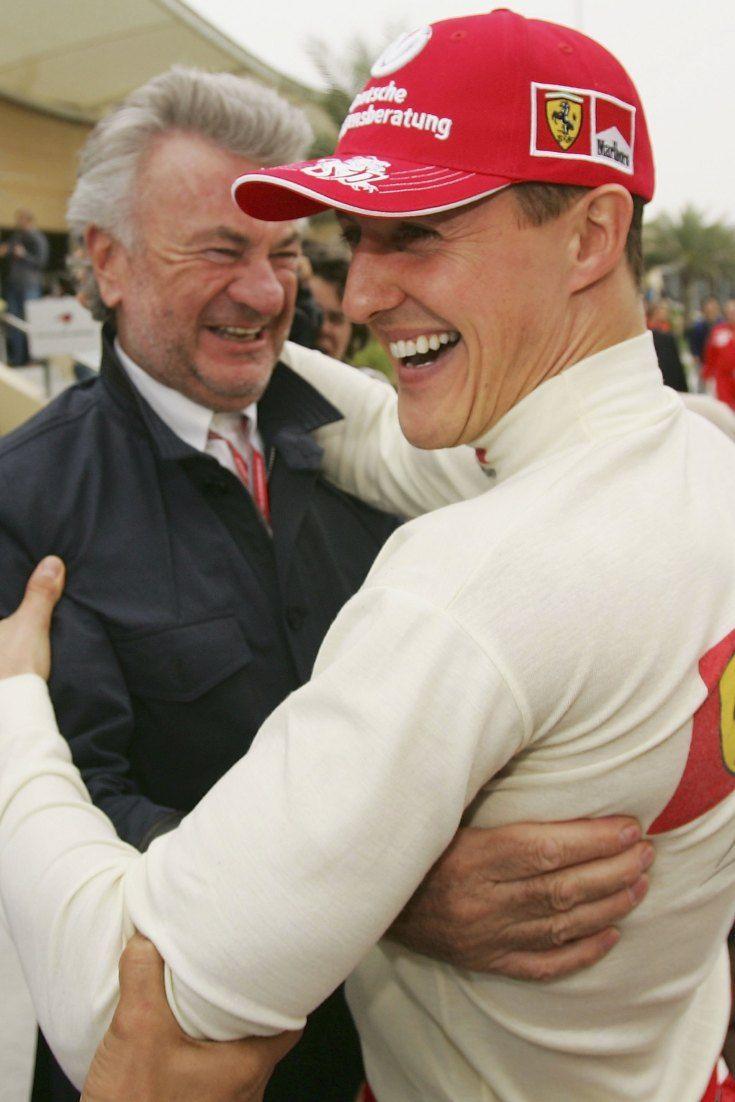 """Schumachers Ex-Manager Weber: """"Bedenklich, dass man nichts von seiner Familie hört"""""""