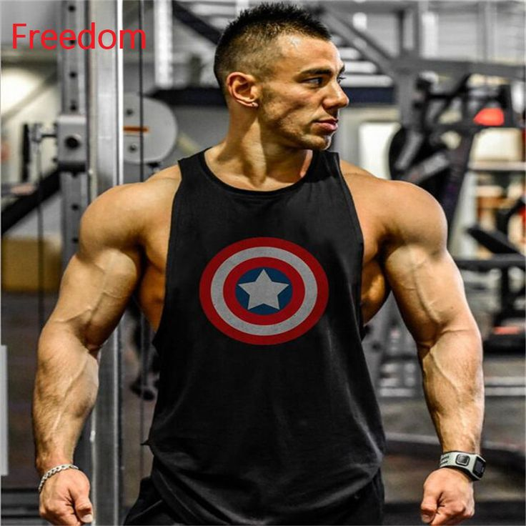 New Gym Muscle Bodybuilding Black Leather Fitness Lifting: 25+ Best Ideas About Bodybuilding Tank Tops On Pinterest