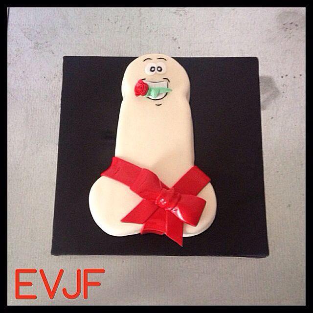 Bride cake Peins cake