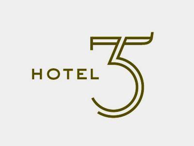 Hotel 35 Logo Brand