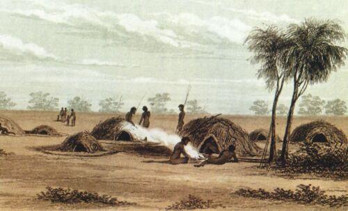 Native aboriginal dwellings