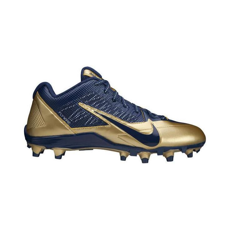 NIKE ALPHA PRO TD NFL RAMS Football Cleats Flywire MENS 12 618055 426 NEW #Nike #FootballCleats