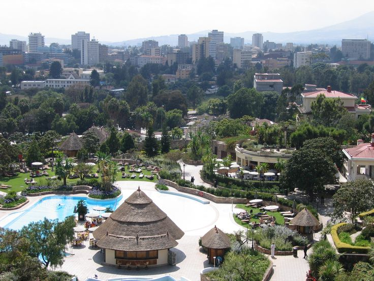 City in Oromo: Finfinnee (Addis Ababa) is located in central Oromia and serves as the capital of the state of Oromia, Ethiopia and the African Union
