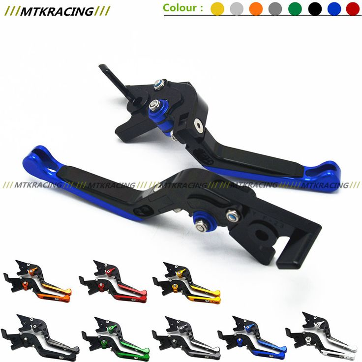 For HONDA GROM CBR250R 14-16 11-13 MotorcycleModified CNC dedicated Handlebar single-Folding&Extendable Brakes Clutch Levers #Affiliate