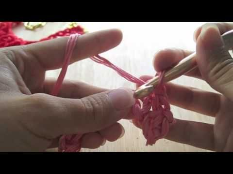SewPetiteGal: J. Crew Inspired Knotted Crescent Necklace DIY Video Tutorial