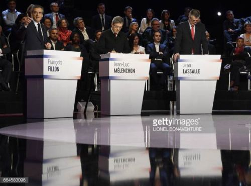 04-04 (LtoR) French presidential election candidate for the... #villedieulespoeles: 04-04 (LtoR) French presidential… #villedieulespoeles