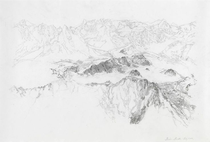 Elsewhere: Drawings - Thérèse Oulton